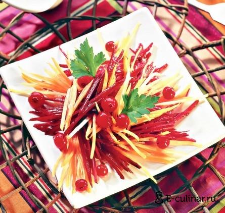Готовое блюдо Cалат «Здоровье»