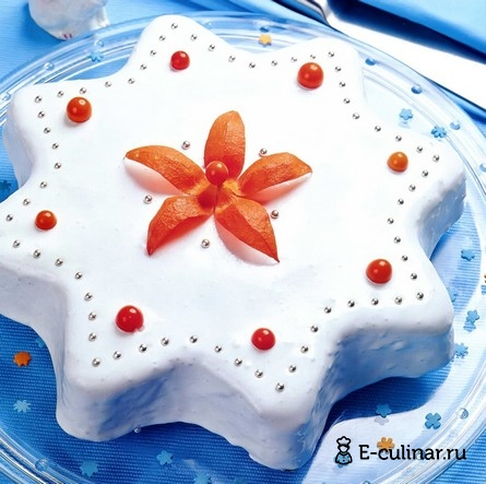 Готовое блюдо Пирог «Звезда»