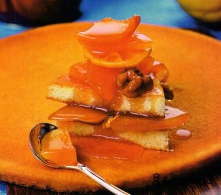 Готовое блюдо Варенье из айвы с орехами