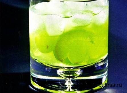 Готовое блюдо Коктейль «Зеленые аллеи»