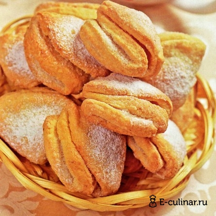 Готовое блюдо Печенье творожное