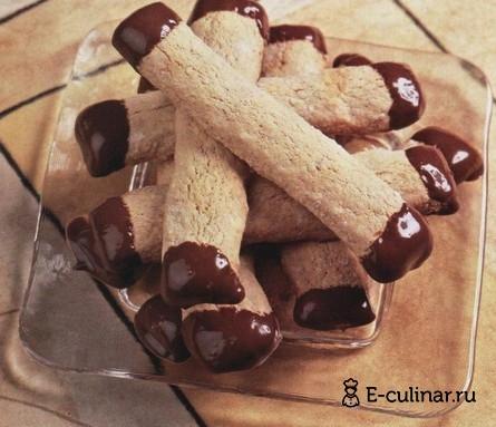 Готовое блюдо Ореховые палочки