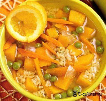 Готовое блюдо Суп «Щедрый»