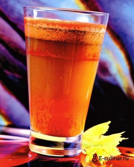 Готовое блюдо Напиток «антистрессовый»