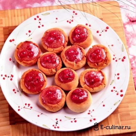 Готовое блюдо Печенье с мармеладом