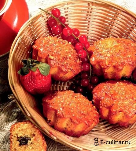 Готовое блюдо Английский кекс