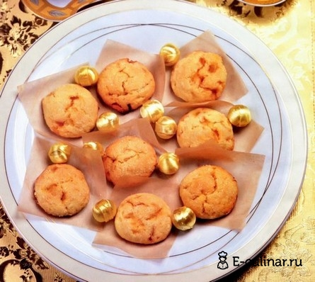 Готовое блюдо Печенье с карамелью