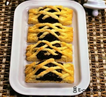 Готовое блюдо Пирожные плетенки