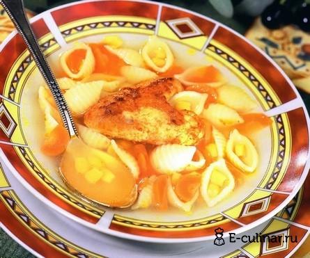 Готовое блюдо Суп «Салоники»
