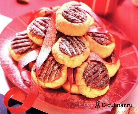 Готовое блюдо Ореховое печенье