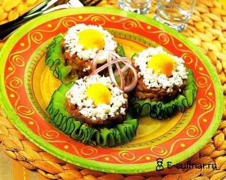 Готовое блюдо Закуска «Фантазия»
