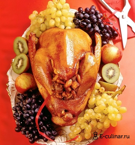 Готовое блюдо Рождественская индейка