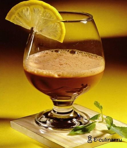 Готовое блюдо Шоколадный коньяк