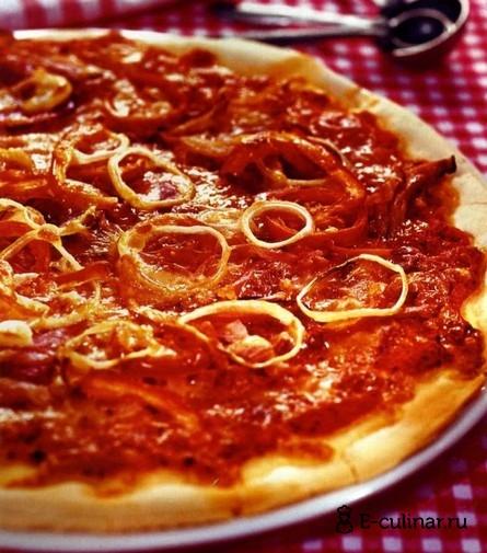 Готовое блюдо Мясная пицца