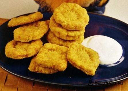 Готовое блюдо Печенье «Рыжик»