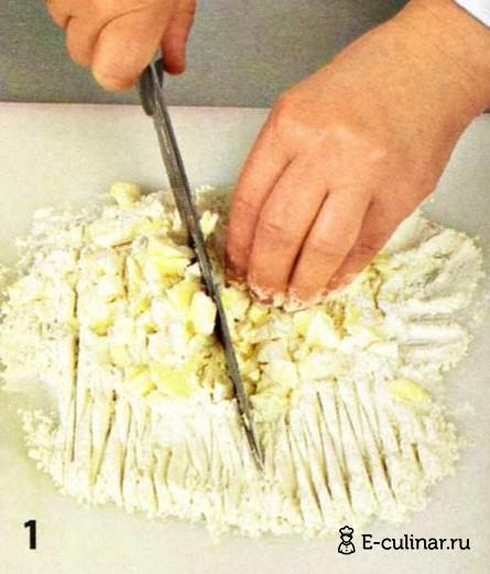 корзинки пирожное фото рецепт