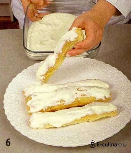 Торт поленница с курагой рецепт