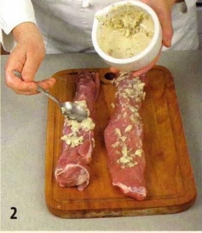 Приготовить вкусно свинину вырезку